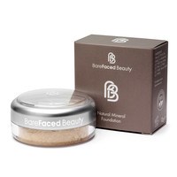 Minerální pudrový make-up BareFaced Beauty 12g